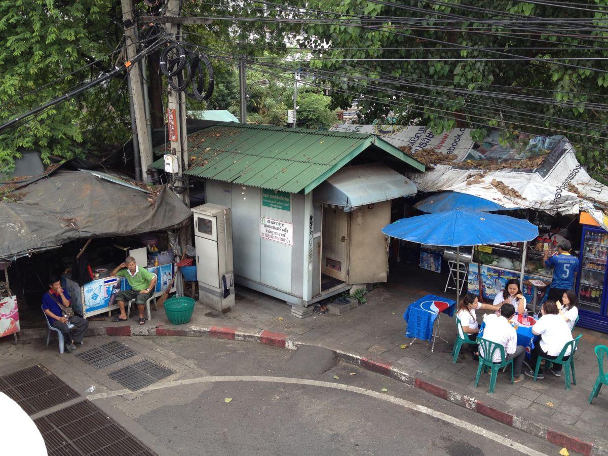 Mehr Straßenküchen