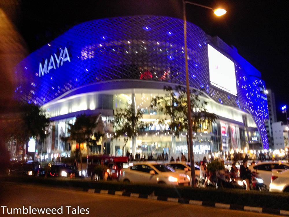 chiang mai maya center vorn