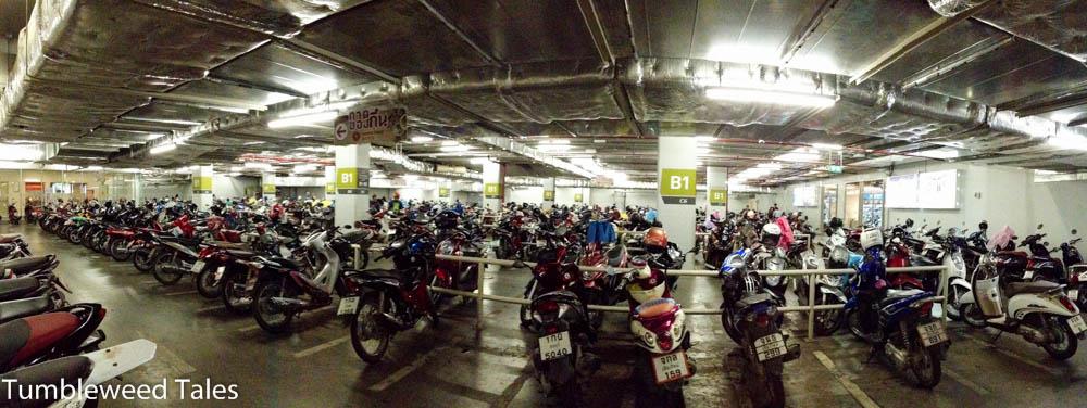 Motorbikes ohne Ende...