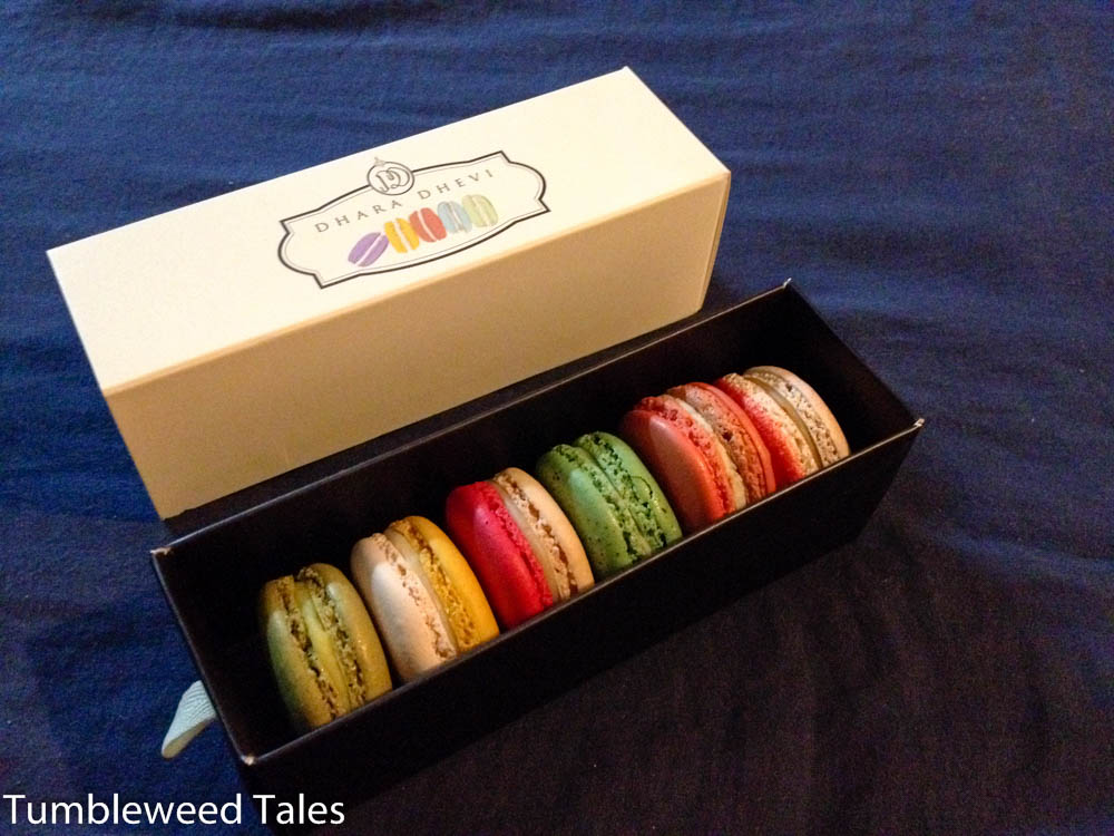 essen chaing may macarons