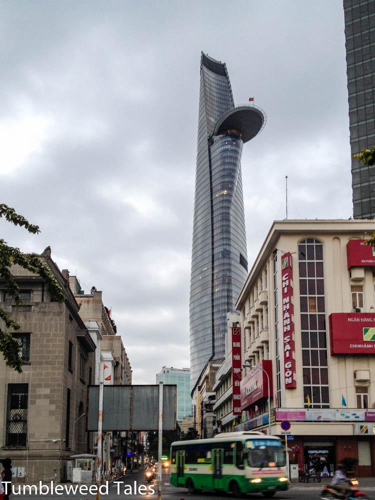 Ein Tower in Saigon