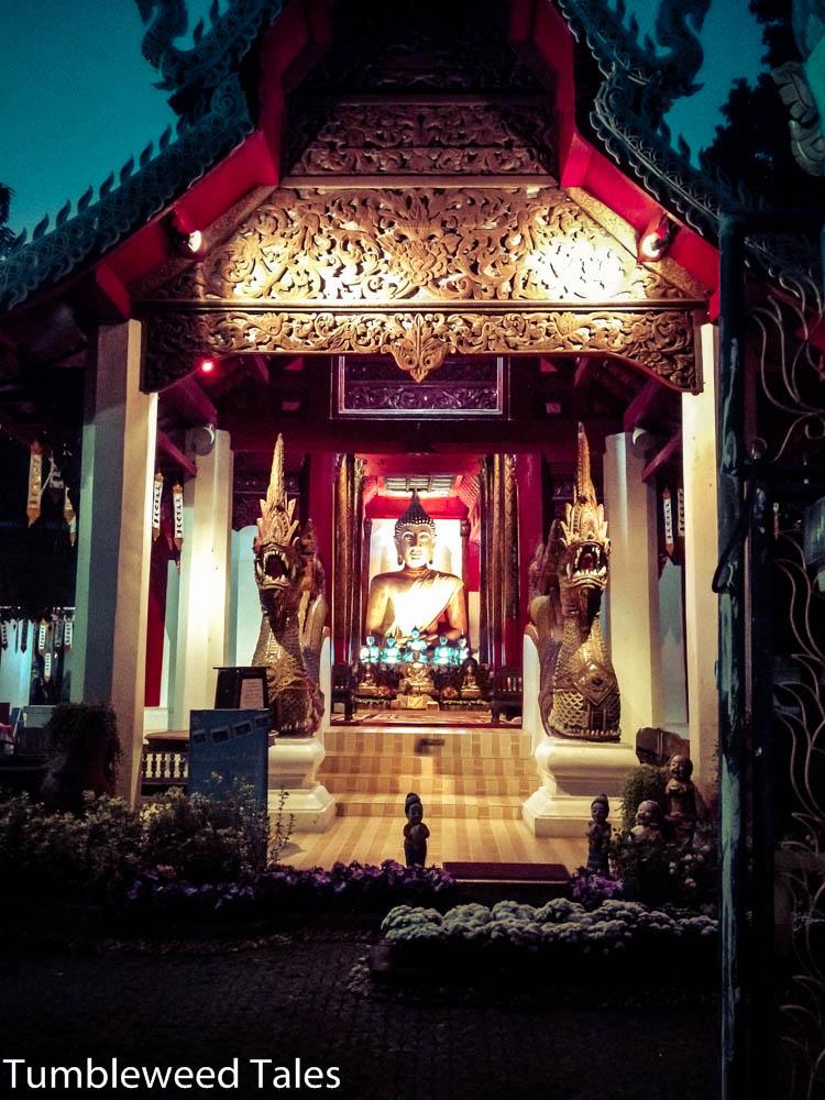 Und noch ein Tempel in der Altstadt