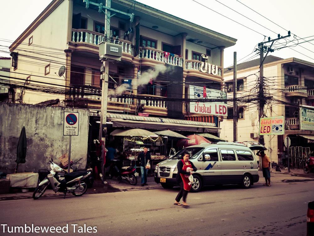 Visa-Run nach Laos