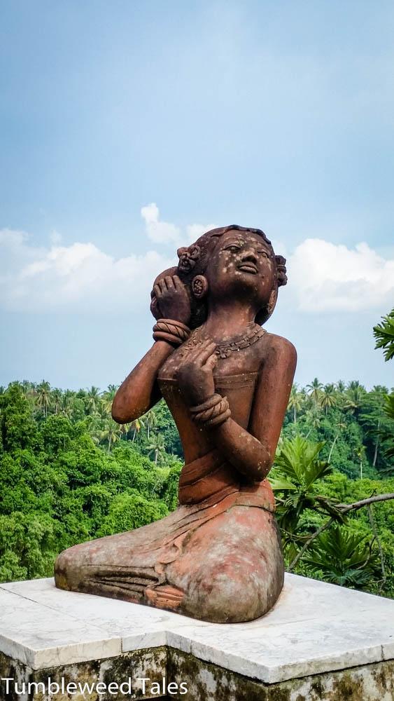 Balinesische Schönheit