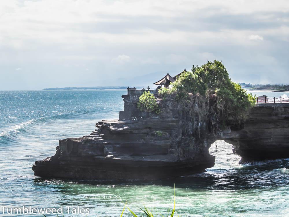 Pura Batu Bolong – Ein Tempel in der Nachbarbucht