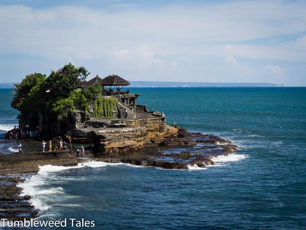 Pura Tanah Lot – Balis berühmtestes Fotomotiv