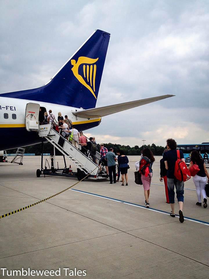 Mit Ryanair kommt man günstig auf die Kanaren – es gibt also keinen Grund, uns nicht mal zu besuchen!!