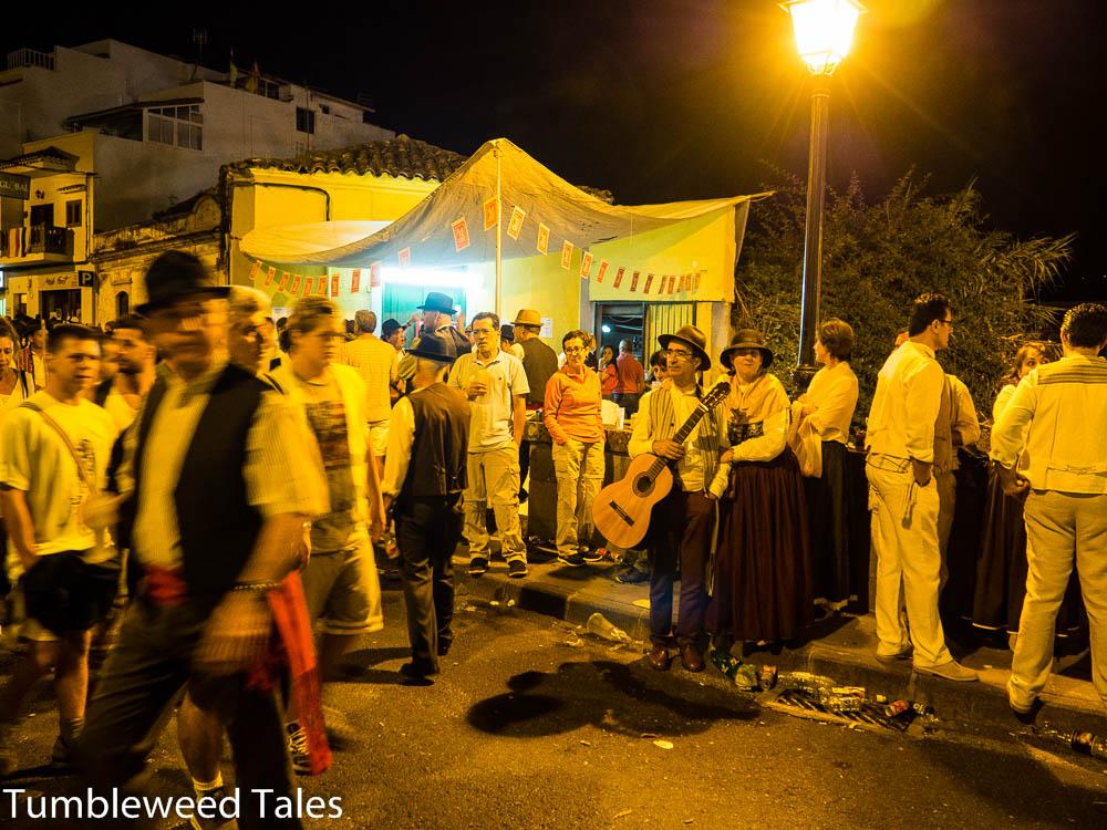 Fiesta del Pino in Teror