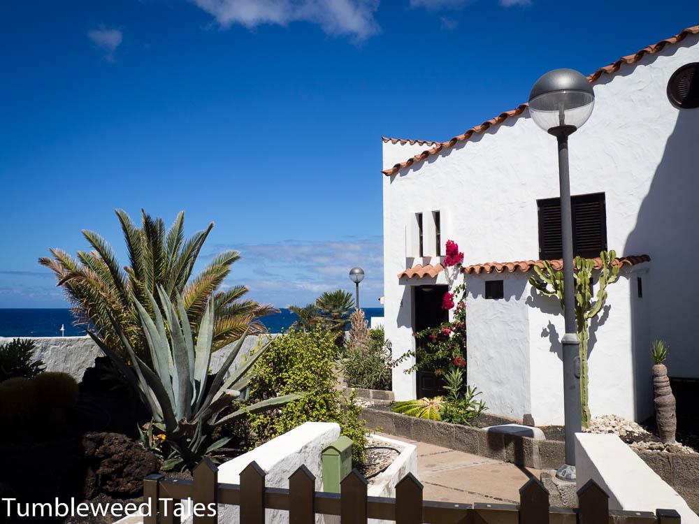 Haus mit Meerblick in Agaete