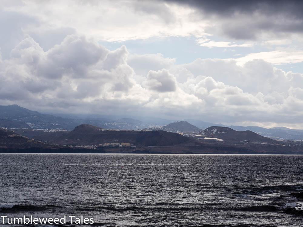 Die Bergdörfer der Nordküste