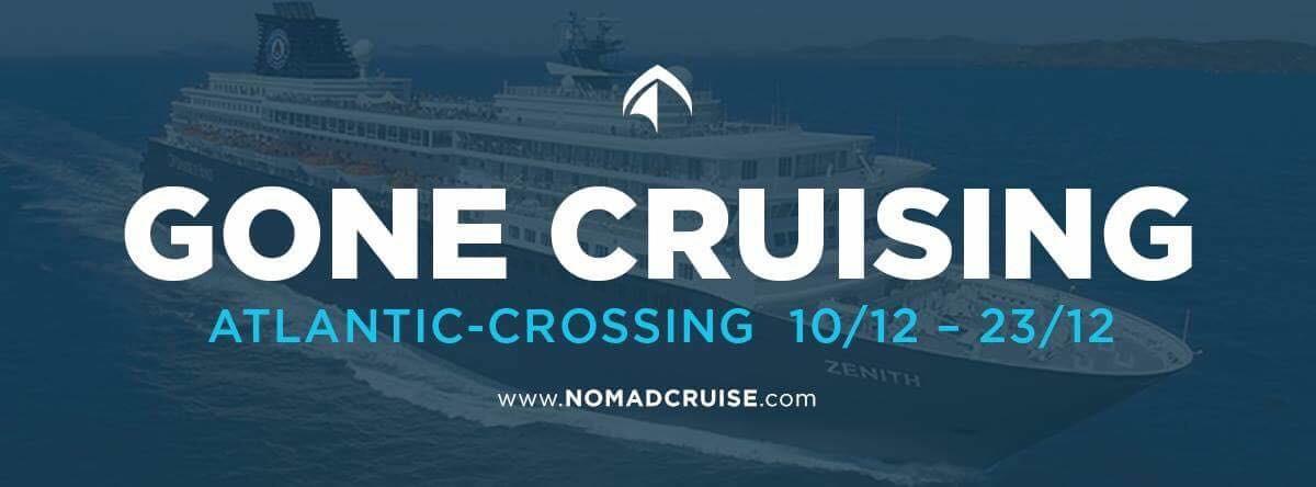 Nomad Cruise – Webworker-Konferenz zwischen Spanien und Karibik