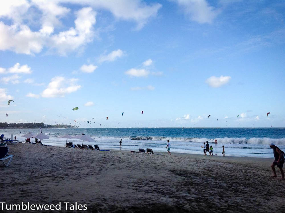 Cabarete - Kite Beach 4