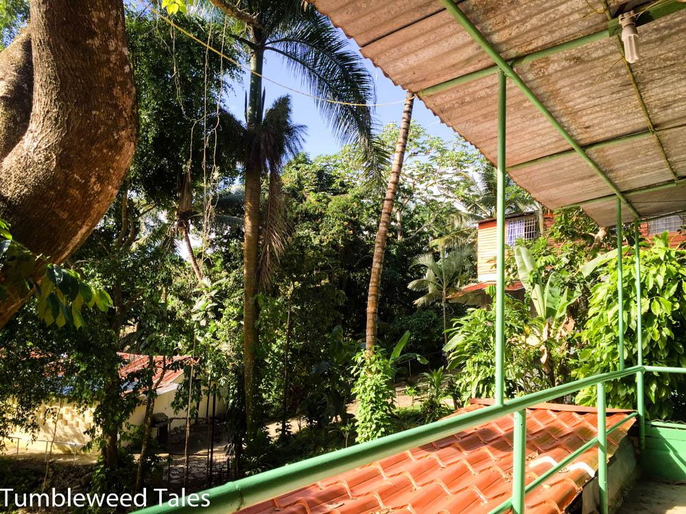 Mehr Aussicht vom Balkon