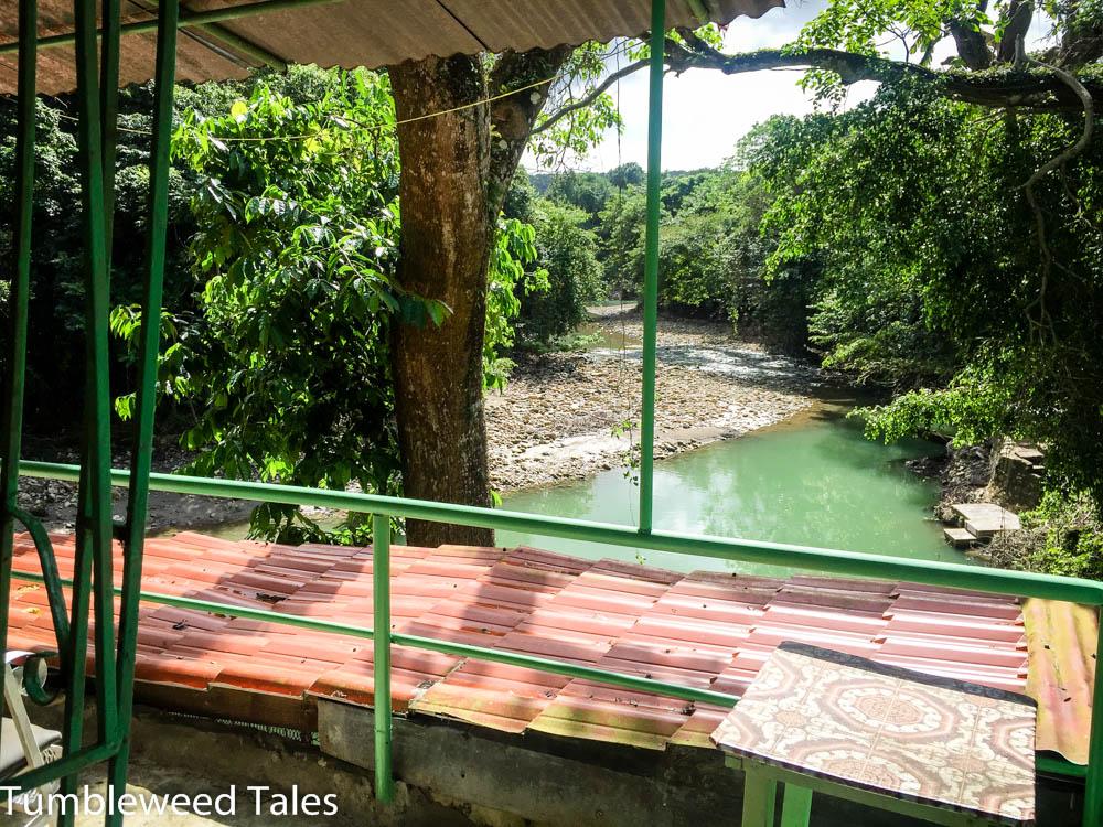 """Unser Ausblick vom Balkon der """"Casa Rio"""" im SuncampDR"""