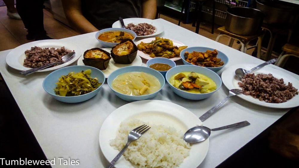Die Auswahl an Thai Food in Bangkok ist einfach umwerfend