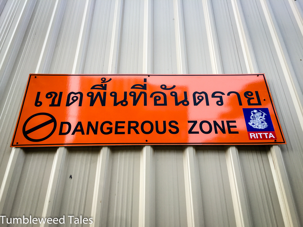 8 - Bangkok Danger Zone