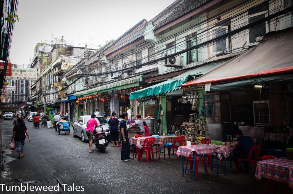 Chinatown – noch dreckiger, verwinkelter und exotischer als der Rest von Bangkok