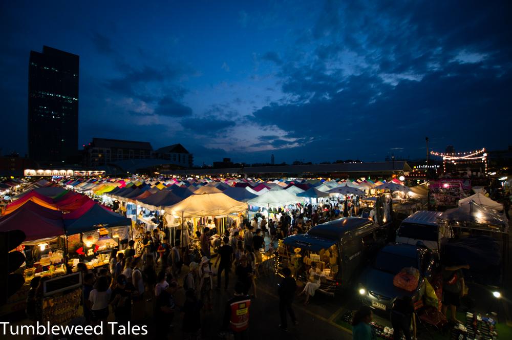 Thailand-Urlaub – Bangkok, Chiang Mai und Koh Phangan – Teil 1