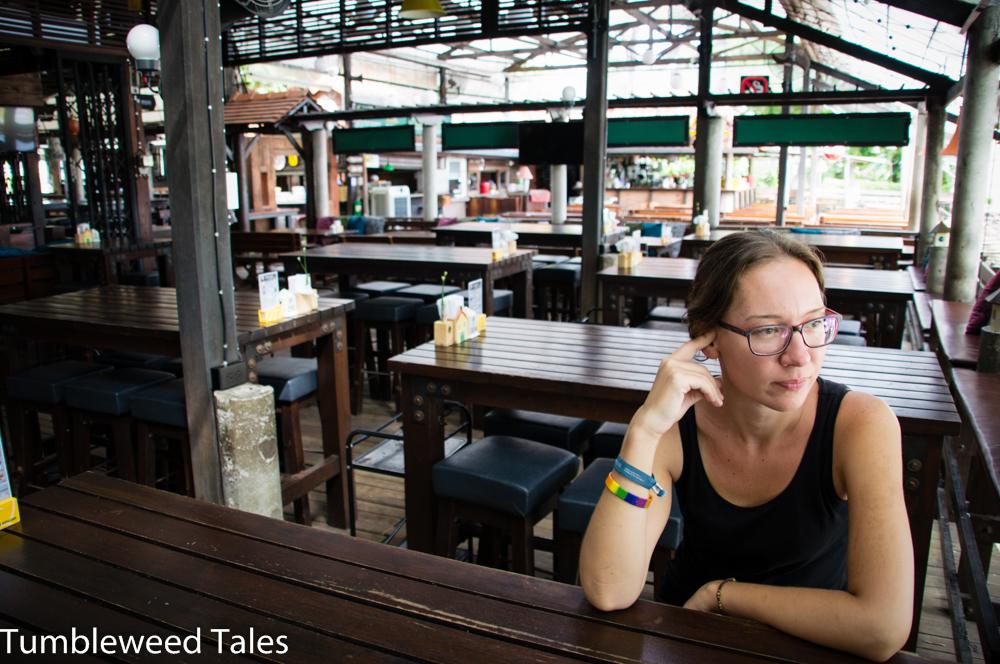 68 - Chiang Mai Bar am Fluss